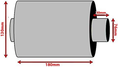 Tenzo-R 14124 Echt Carbon Airbox Sport Luftfilter Cold Air Intake universal Set