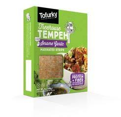 Tofurky Sesame Garlic Tempeh 7 oz Pack o...