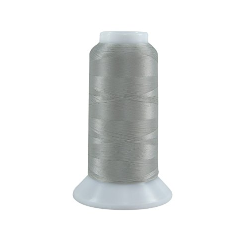 (Superior Threads 11402-623 Silver 60W Bottom Line Polyester Thread, 3000 yd)