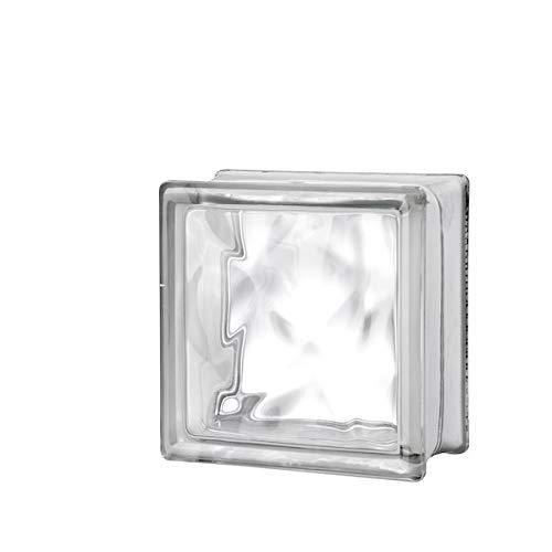 6x6x3 Nubio Glass Block -10 pk by Generic