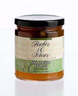 Jalapeno Peach Preserves