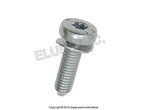 BMW Transmission Pan Bolt - Automatic Trans 6 X 22 mm Torx Head E31 E38 E39 E46 840Ci 740i 740iL 740iLP 525i 530i 540i 540iP 320i 323Ci 323i 325Ci 325i 330Ci 330i ALPINA V8 X5 4.4i X5 4.6is Z4 2.5i Z4 3.0i -  ZF, BMWOEM1423273