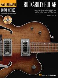 (Hal Leonard Rockabilly Guitar - Stylistic Supplement To The Hal Leonard Guitar Method (Book/Online Audio))