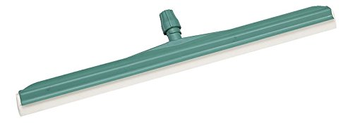 TTS Cleaning 00008622 Spingiacqua 55 cm, Corpo Verde, Gomma Bianca TTS CLEANING S.R.L.