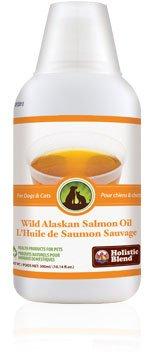 Holistic Blend Wild Alaskan Salmon Oil, 300ml by Holistic Blend