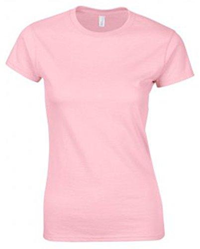 shirt GILDAN Rosa Donna GILDAN T T ttx6wnBgqa