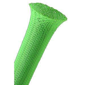 Stick Jacket Fishing Rod Cover (Neon Green, Casting)