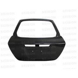 (SEIBON 05-06 Scion tC Carbon Fiber Trunk Lid OEM)