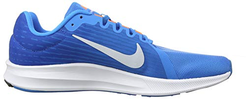Hero 's NIKE 8 Football Blue Grey Running Men 403 Blue Cobalt Downshifter Shoes SSq8gwC