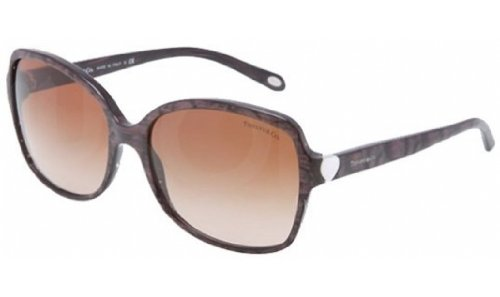 TIFFANY Sunglasses TF 4085H 81603B Spotted Brown 58MM (Tiffany Sunglasses)