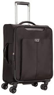 Delsey Paris Duroc Plus 20 Inches Softside Spinner Carry On