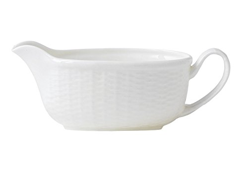 Wedgwood Nantucket Gravy Boat (Twist Solid Crew)