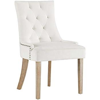 Amazon Com Modway Pose Velvet Polyester Upholstered