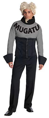 Zoolander And Hansel Costumes (Mugatu Zoolander Costume, Black,)