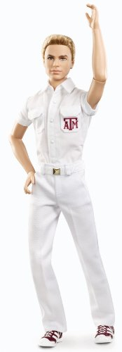 Barbie Collector Texas University Doll product image