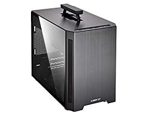 Lian Li Tu 150-WX Black Aluminum Mini-ITX Computer Case (B07X8Z5V53) | Amazon price tracker / tracking, Amazon price history charts, Amazon price watches, Amazon price drop alerts