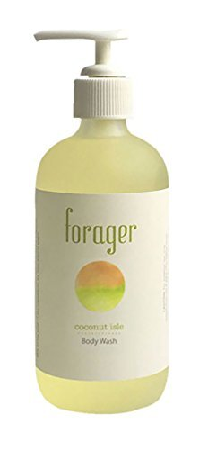 Coconut Isle Body Wash, Forager Botanicals