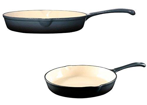 ceramic cast iron cookware - 9