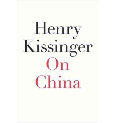 Henry Kissinger China 2011 06 01 Hardcover product image
