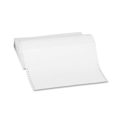S.P. Richards Company Computer Paper, Plain, 20 lbs., 14-7/8 x 11 Inches, 2700 Sh Count, White (SPR61341) 20 lbs.