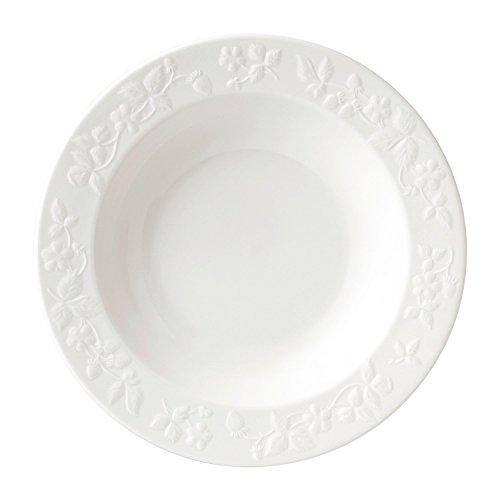 - Wedgwood 40030413 Rim Soup Bowl, 9