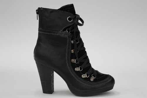 heeled hiking boots fashion