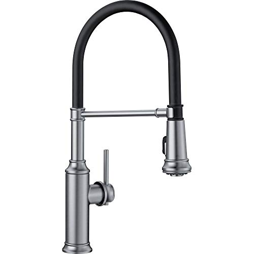 Blanco 442509 Empressa 1.5 Gpm Kitchen Faucet, Stainless from BLANCO