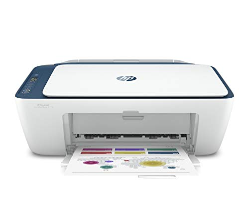 HP Deskjet Ink Advantage 2778 WiFi Colour Printer, Scanner and Copier for Home/Small Office, Dual Band WiFi, Compact…