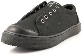 Laforst Courtney 3346 Womens Work Slip Resistant Sneakers Black Sunbrella 8
