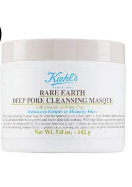 Kiehl s Since 1851 Rare Earth Deep Pore Cleansing Mask - ()