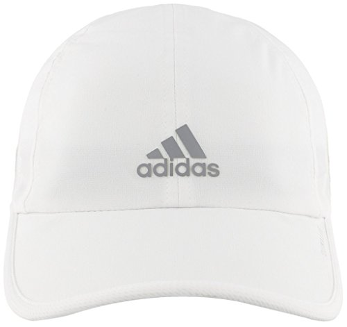 - adidas Women's Superlite Relaxed Performance Cap, White/Light Onix, One Size