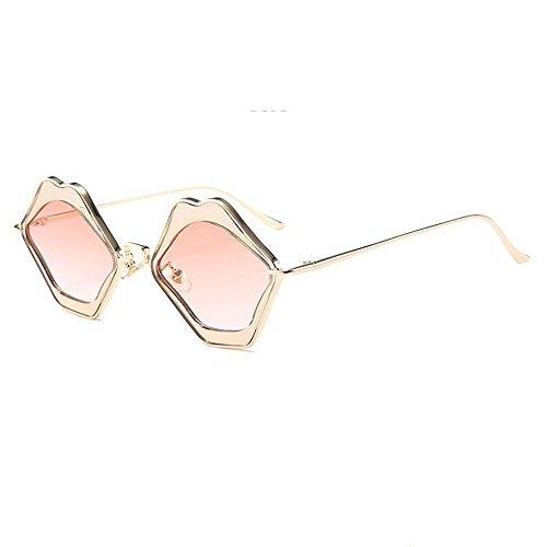 Moda Sol Sol Gafas De Sol De De Gafas Orange Sol Gafas De Moda Moda Gafas Silver De De De OPw645qq