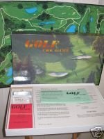 Golf the Game: A game of chance/trivia