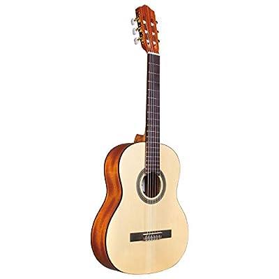 Cordoba Guitars 6 Cordoba C1M 1/2 Acoustic Nylon String Guitar, Right Handed, Size