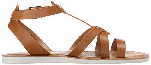 Call It Spring Womens EDALIVIA Gladiator Sandal Camel hh7OcLw