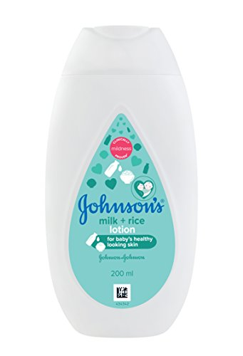 Johnson's Baby Milk and Rice Baby Lotion 200ml