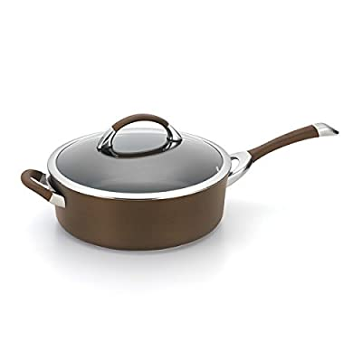 5-quart Covered Saute Pan by Circulon, 82905, 21 inches x 14 inches x 6 inches