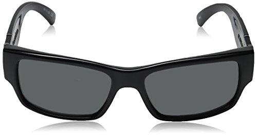 ba810636e7 Amazon.com  Hoven Knucklehead 49-0102 Polarized Rectangular Sunglasses