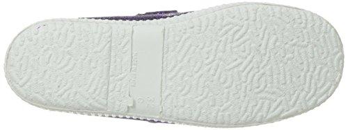 Cienta 56013 Glitter Mary Jane Fashion Sneaker,Purple,27 EU (9.5 M US Toddler) by Cienta (Image #3)