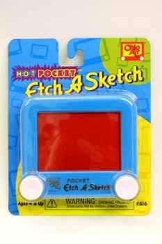 Etch A Sketch - Hot Pocket Case Pack 12