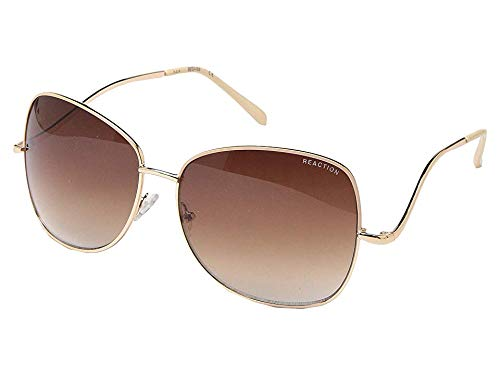 Kenneth Cole Reaction Women's KC1191 Gold/Gradient Brown One ()