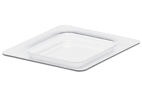 Cambro 60CFC135 ColdFest Clear 1/6 Size Flat Food Pan Lid (Coldfest Food Pan)