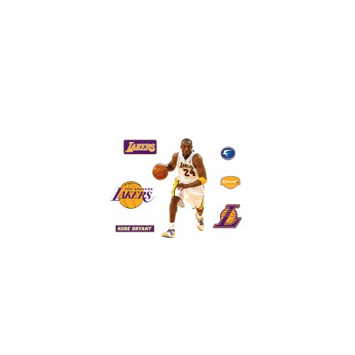 Bryant Angeles Lakers Fathead Decal product image
