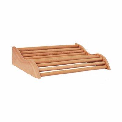 Curved Cedar Sauna Headrest (14 1/2″ x 10 3/4″)