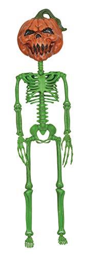 Crazy Bonez Skeleton Pumpkin Bonez