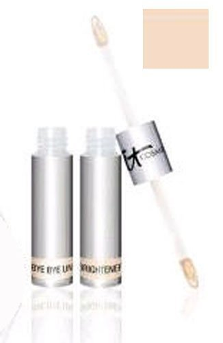 It Cosmetics Bye Bye Under Eye Concealer and Hello Light Liquid Brightener (Light)