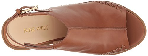 Natural Women's Nine Dark Palaura West Leather w4xBqZS