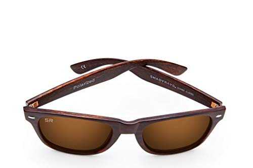 aa43cb840172 Shady Rays Classic Series Polarized Sunglasses Amber Woods available ...