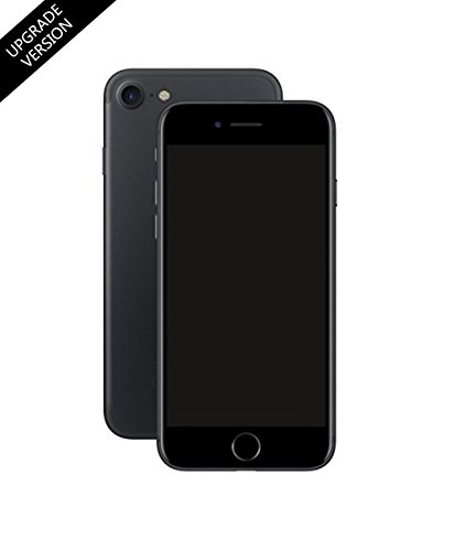 Metal Dummy Phone Model for Apple iPhone 7 4.7 inch/7 Plus 5.5 inch, Non-Working 1:1 Scale Toy Case (Black 4.7)