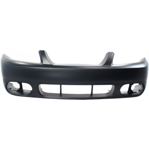 Front Bumper Cover Compatible with FORD MUSTANG 2003-2004 Primed Cobra - Bumper 04 Ford Front Mustang